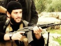 Abu Muhammad al-Adnani. — Photo collected from Dabiq