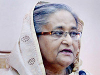 Prime minister Sheikh Hasina. — Focusbangla file photo