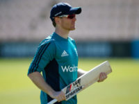 Eoin Morgan. -- Reuters file photo