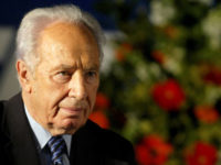Labour Party leader Shimon Peres attends his party's conference in Tel Aviv, December 12, 2004. – Reuters file photo