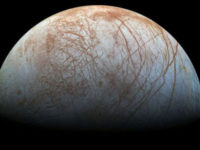 Europa is one of the best search targets for extra-terrestrial life in the Solar System--BBC photo