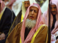 Mufti Abdulaziz Al Sheikh--Reuters photo